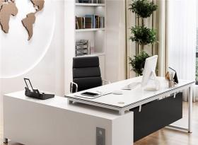 簡約辦公桌