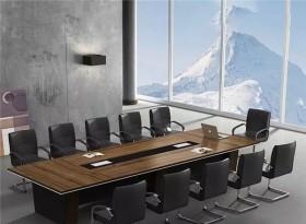 簡約現代大型會議桌