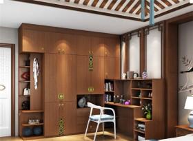 中式衣柜系列