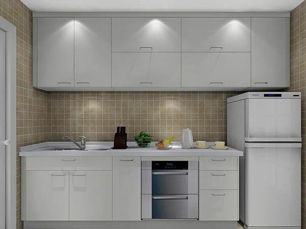廚房裝修 櫥柜門板材料的分類